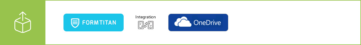 Manage your data more efficiently using our OneDrive Documents integration