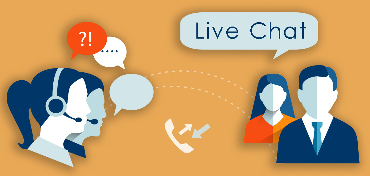 Improve your conversion with Live Chat