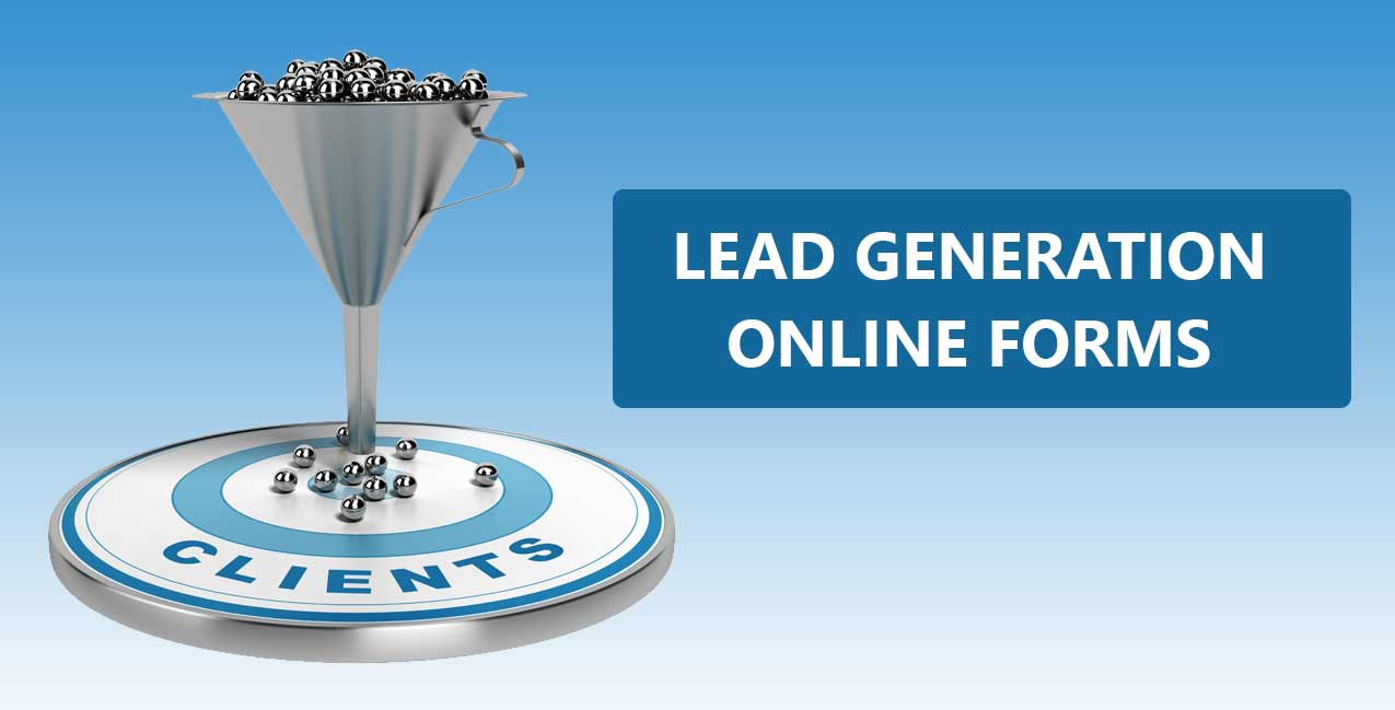 With Formtitan you can create online lead generation forms.