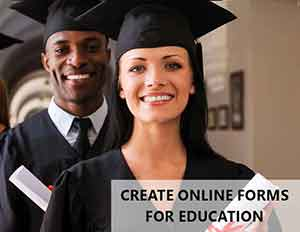 Form Builder For Educational Institutions