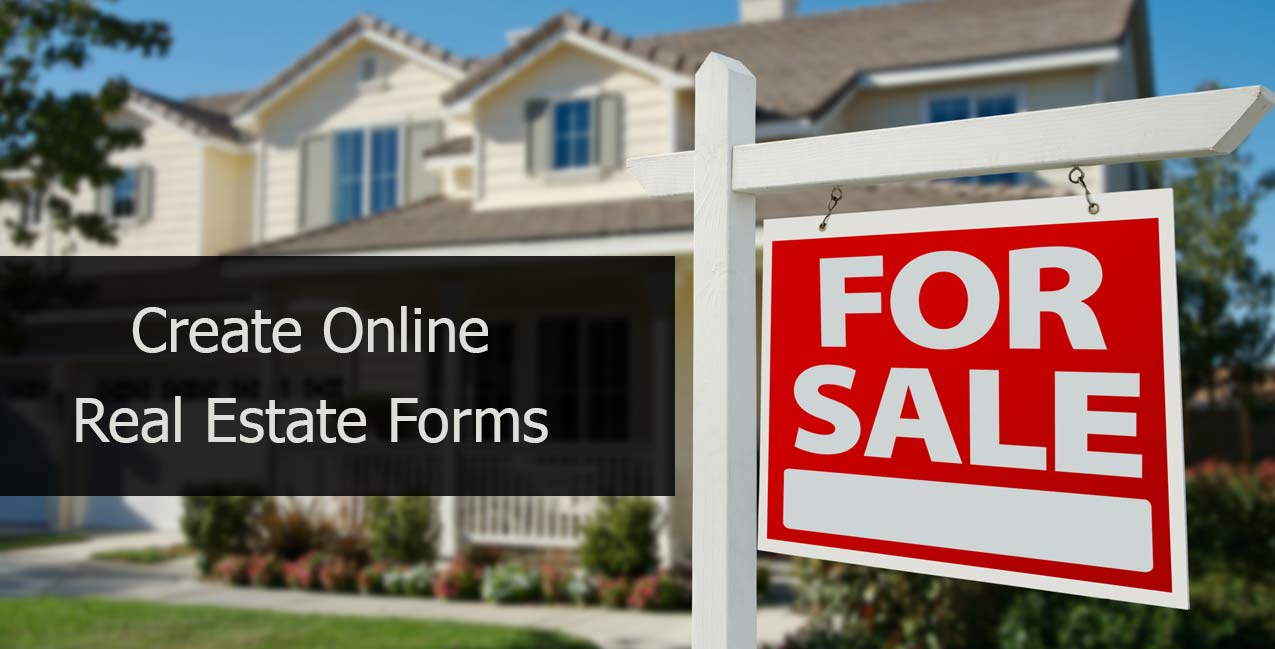 FormTitan for easily  building real estate forms