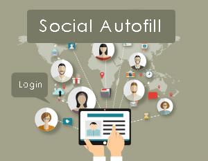 Social Auto Filler