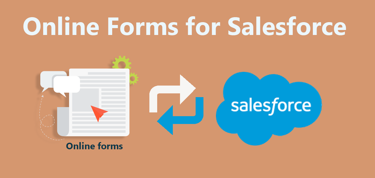 How to integrate online forms with Salesforce objects