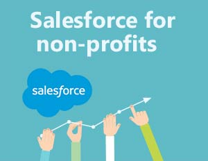 Salesforce forms for NPO