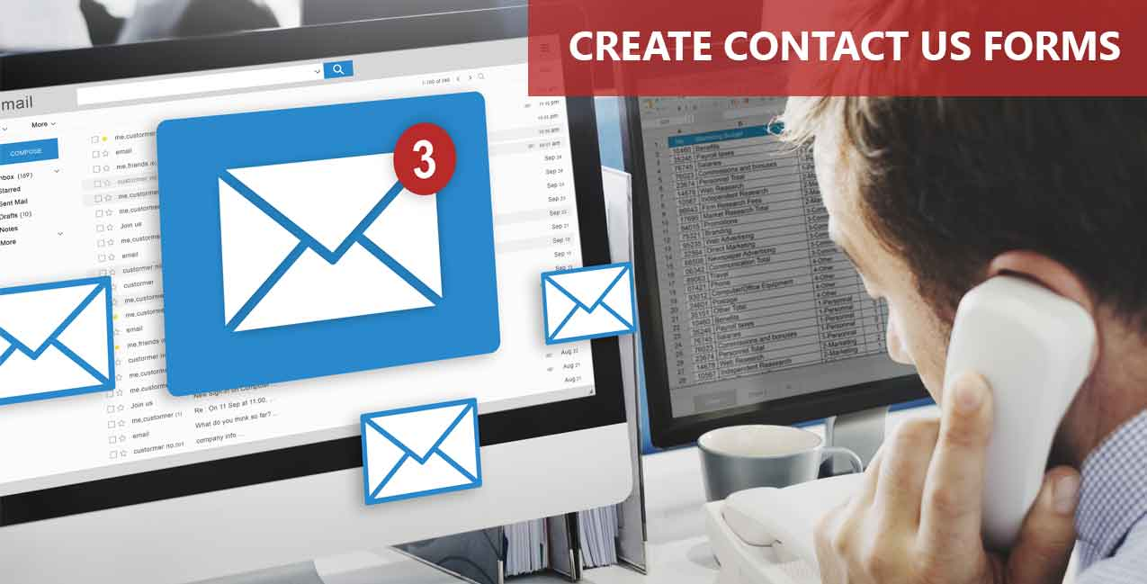 Create any type of contact form with Formtitan online form builder