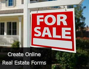 Online Forms For Real Estate