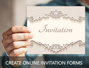 Make Online Invitations RSVP