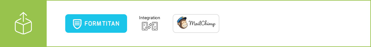 Manage your mailing lists and newsletter registrations more efficiently using our MailChimp integration