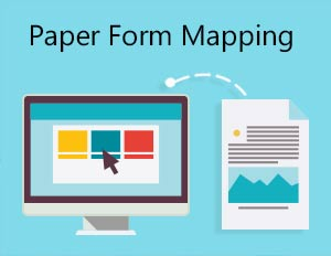 Use Paper Form Mapping