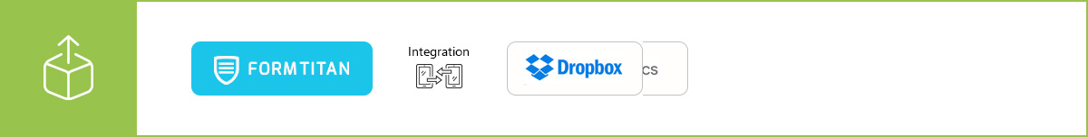 Manage your data more efficiently using our DropBox Documents integration
