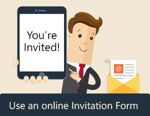 Invitation Form - RSVP