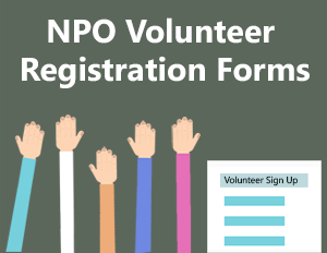 NPO Volunteer Registration