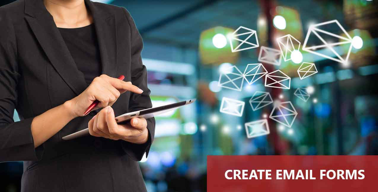 Use Formtitan to create online email forms.