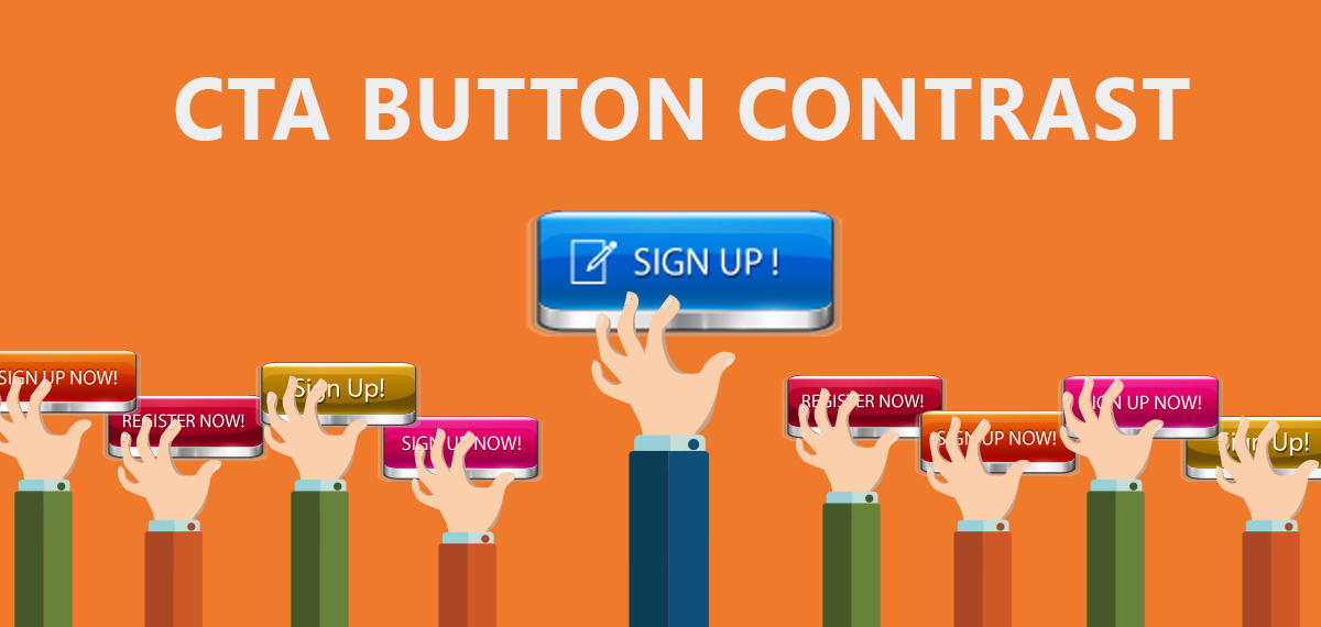 How to improve your CTA contrast for conversion