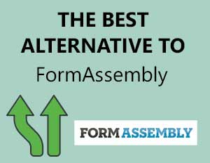 FormAssembly Alternative