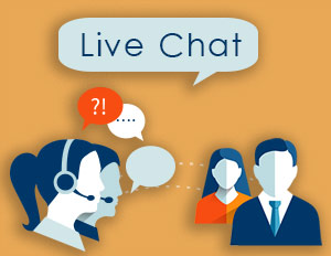 Optimize with Live Chat