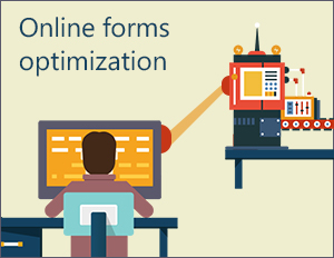 Online forms optimization