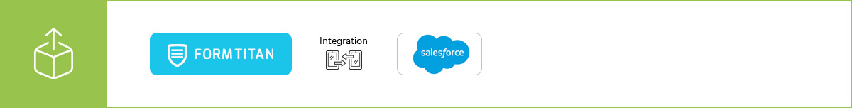 Capture your data more efficiently using our SalesForce integration