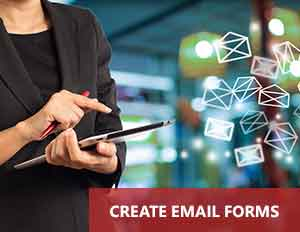 Easily Creating Online Email Forms