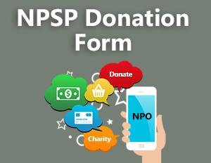 NPSP Donation Form